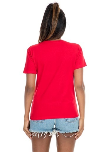 Mint Tişört Kırmızı